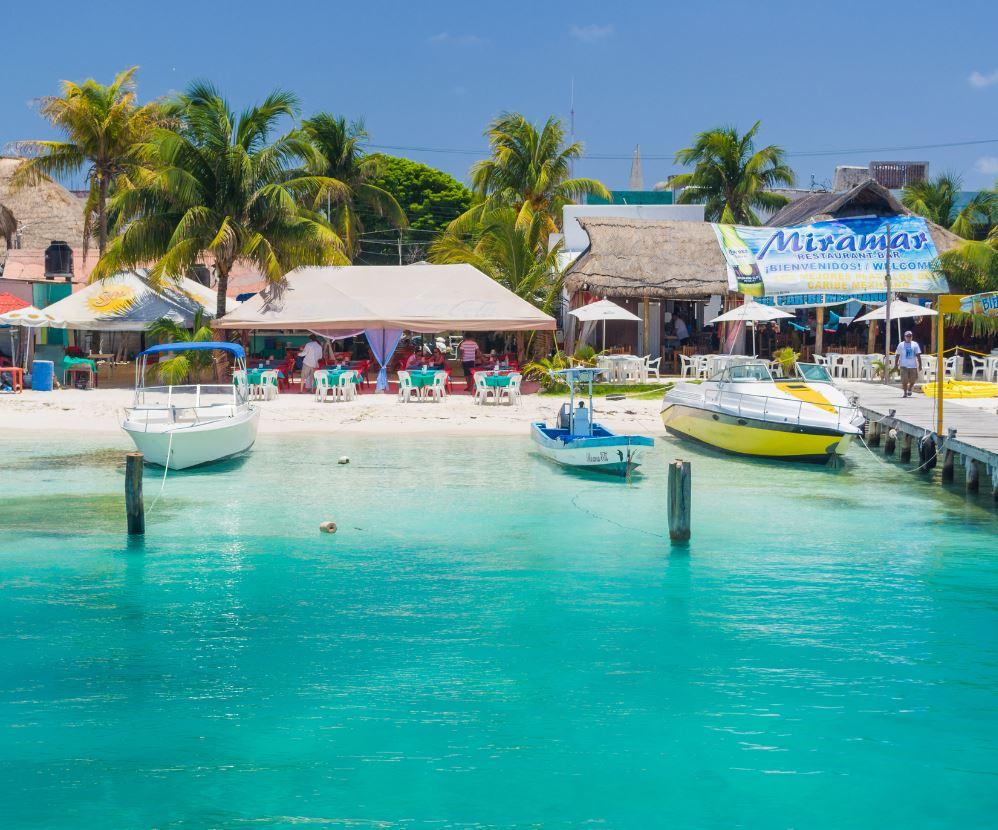 Beach Isla Mujeres