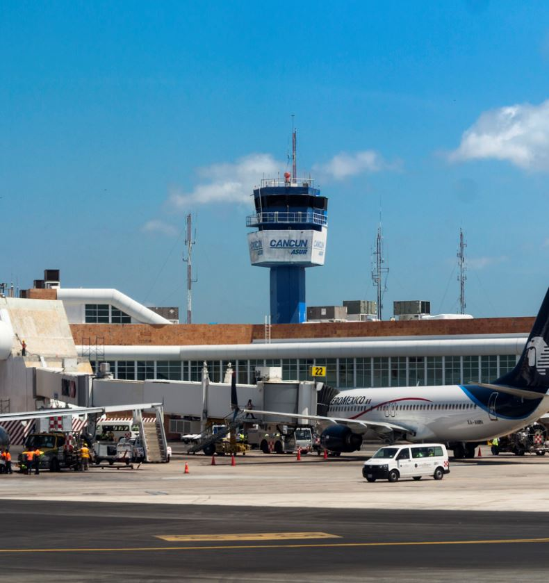 Cancun-Airport-Control-Tower