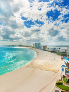 Cancun Airport Now Offering Covid Tests For Americans Returning Home