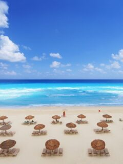 Cancun Was The Most Popular Beach Destination In Mexico For 2020