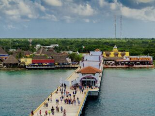125,700 Tourists Arrived In Cozumel In January