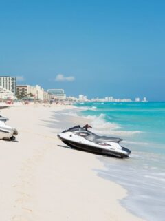 Cancun's Hotel Occupancy Comes In 2nd For Mexico Beach Destinations