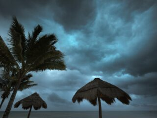 Cancun Experiences Blackout Due to Unexpected Weather Conditions