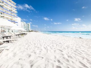 Cancun Hotel Occupancy Down 48% From Last Year