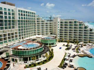 Cancun Hotel Occupancy Reaches 43%