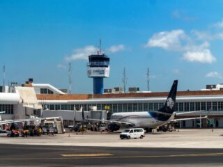 Cancun Records Over 400 Flights In 24 Hours