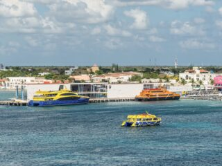New Testing Site Installed At Cozumel Ferry Port