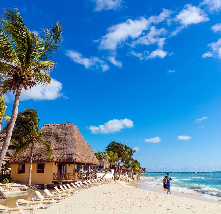 Playa Del Carmen Beach Hut