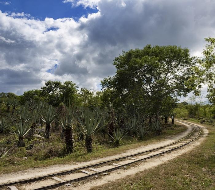 Yucatan Peninsula railway