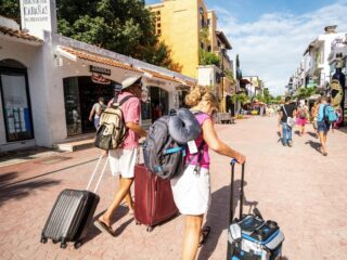 Over 700 Thousand International Tourists Visited Cancun In January