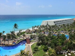 Cancun Leads Top 10 Destinations For Americans This Spring