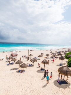 Cancun Officials Will Tighten Visitor Restrictions After 44 Grad Students Test Positive