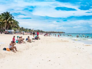 Cancun and Area Receive 2.4 Million Tourists In First Two Months of 2021