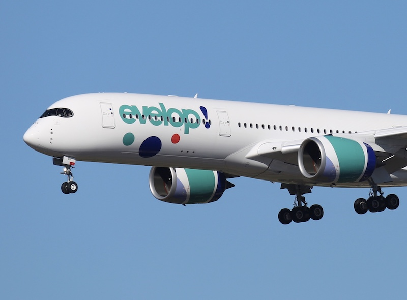 Evelop Airbus A350