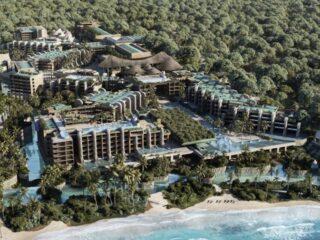 Hotel Xcaret Arte Opening in Playa del Carmen this July