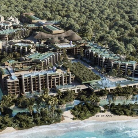 Hotel Xcaret Arte Opening in Playa del Carmen this July