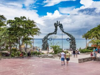 Playa del Carmen Renovates Fifth Avenue for Tourists