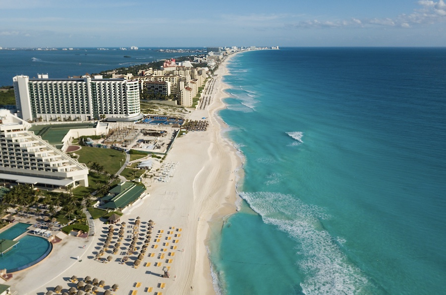 Tourists Can Get 40% Off Hotels and Resorts in Cancun