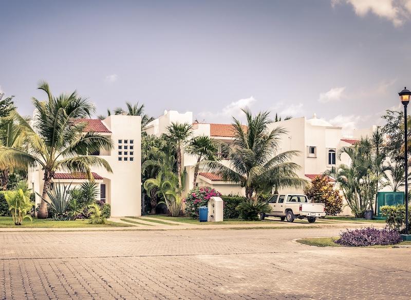 luxury homes in Playa del Carmen