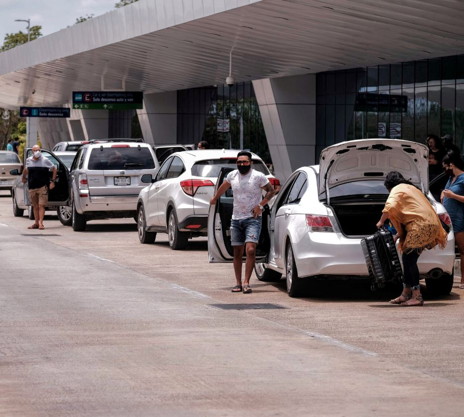Cancun Airport terminal