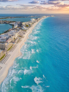 Cancun Is The Number One Destination for Americans This Spring
