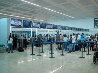 Cancun Records Over 400K American Tourist Arrivals In March