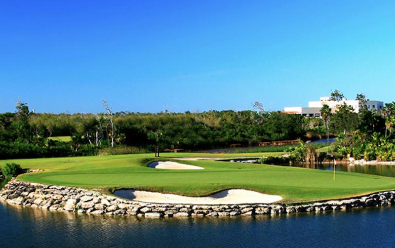 Moon Palace golf