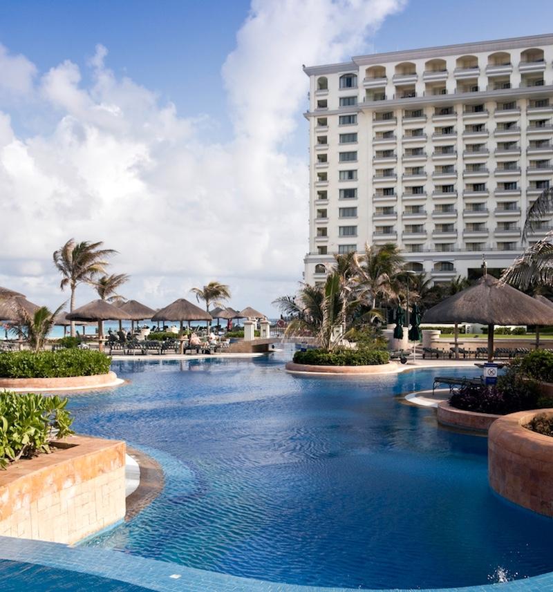 hotel resort in Cancun