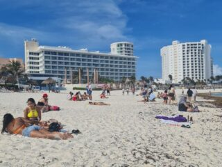 Cancun Sets New Record For Highest Number Of Cases