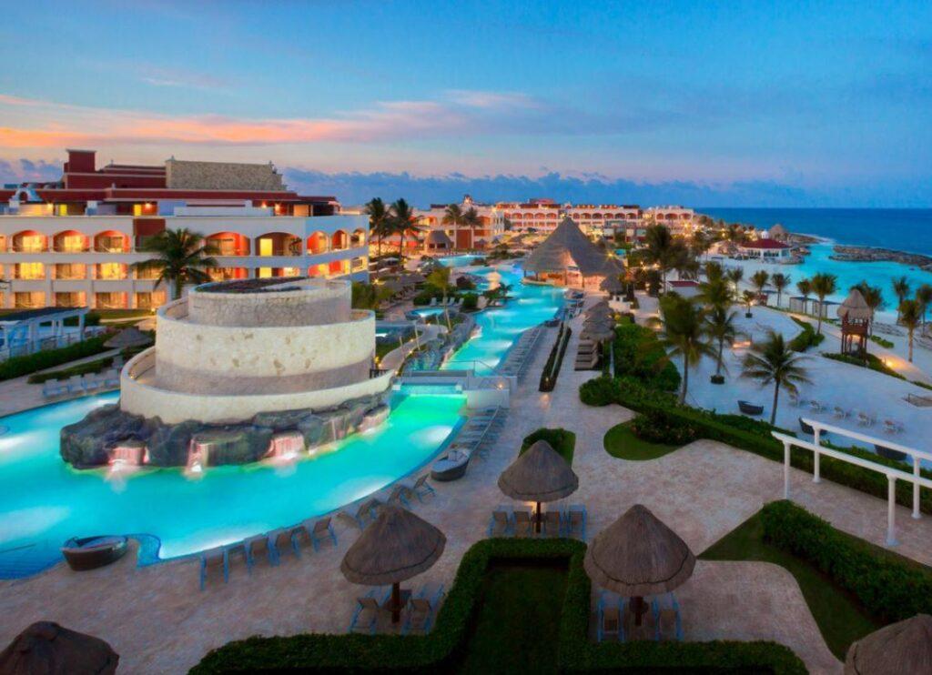 Hard Rock Riviera Maya Pool