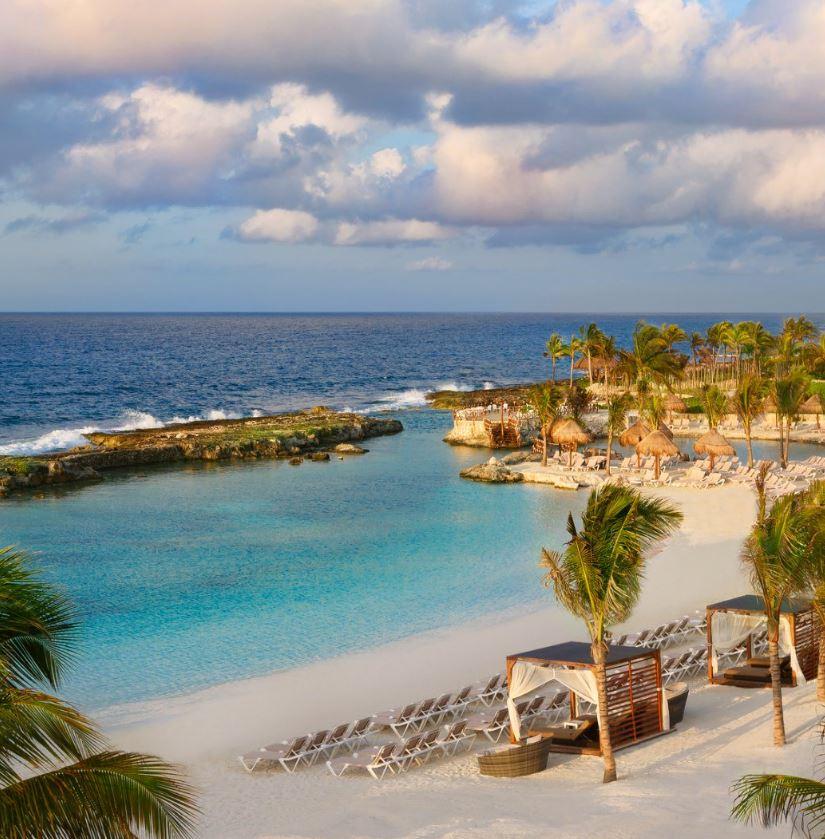 Hard rock riviera maya beach