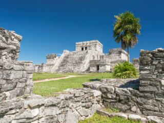 The National Institute of Anthropology and History (INAH) has confirmed that starting on May 9th 2021 the Archeological Zone of Tulum will be closed until further notice due to a positive case of Covid-19