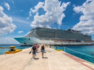 Covid caused mass-shutdown for the cruise industry in 2020. However, with restrictions easing and some sense of normality beginning to return.