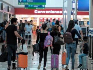The Delta variant of the COVID-19 virus is causing a third wave in some of Mexico's biggest tourist destinations, including Cancun.