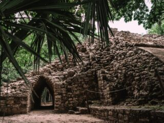 Due to confirmed cases of Covid-19 with associates of the Cobá Archaeological zone, the location is now closed to the public until further notice.
