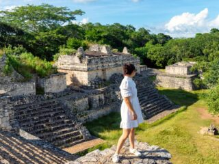 Mexico is home to over 20 Ancient Mayan Ruin sites, all very rich in history. The Maya civilization dates back to the 2000 BC times and as time has progressed to this day, their sacred teachings and knowledge is still being practiced and still making an impact. Take your time while exploring these ancient ruins and enjoy gaining a deeper understanding of Mexican history. We know you can't necessarily visit them all in one vacation, so here are 5 must-visit ruins in the Riviera Maya region to start with.