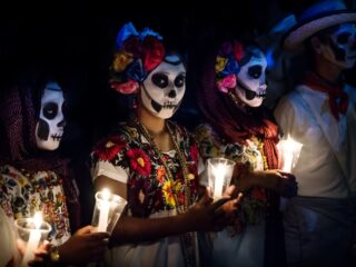 Dia de los Muertos- the Day of the Dead is a traditional celebration meant to honor deceased family and friends. Taking place every year between October 31st and November 2nd, Here are some things to know and consider when going to Cancun to experience this sacred tradition.